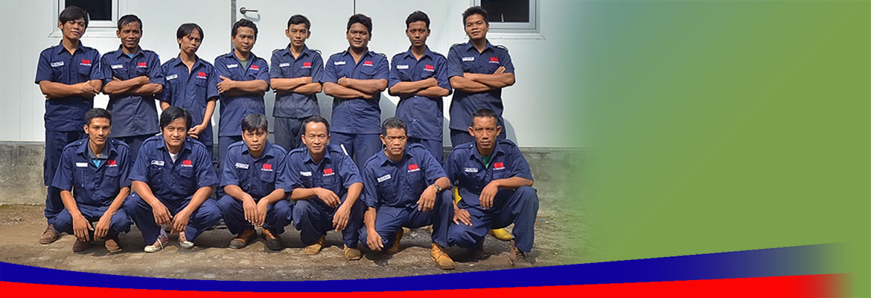 Team Shelter CKD PT. Usaha Muda