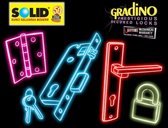 logo grandino secured locks